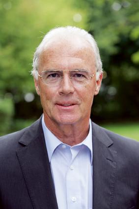 Franz Beckenbauer - eine kaiserliche Erfolgsgeschichte